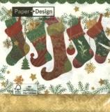 Gefüllte Weihnachtssocken - Filled Christmas stockings