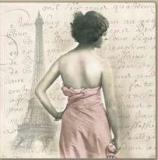 Pariser Lady - Vintage parisian lady - Vintage dame parisienne
