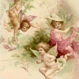 Nostalgische Engel / Feen - Nostalgic Angels / Fairies