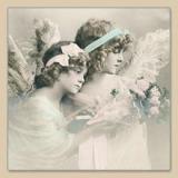 Blumenengel - Flower Angels - Anges fleur