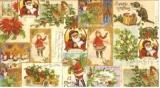 Chor, Katze, Mädchen, Santa, Rotkehlchen....- Choir, Cat, Girl, Santa, Robin...- Choir, Chat, Fille, Santa, Robin
