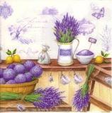Die Lavendelküche - The lavender kitchen - La cuisine de lavande