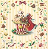 Santas Weihnachtplätzchen - Santas Cookies - Biscuits de Noël