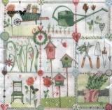 Gartenarbeit - Gardening - Jardinage