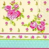 Blumen im Landhausstil - Country style flowers - Fleurs de style campagnard