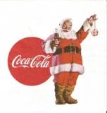 Coca Cola Weihnachtsmann - Santa - Pere Noel