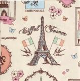 Paris - Moulin Rouge - Arc de Triumphe - Notre Dame - Sacré Coeur - Eiffel Tower