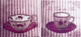 Kaffeetassen - Teetassen - Coffee cups - tea cups - La Valse des Thés