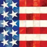 Fahne Amerika - USA flag - Amérique du Drapeau