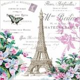 Paris, Eiffelturm - Eiffel Tower - Tour Eiffel