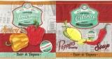 Bar à Tapas -Peppers - Citrons - Soup - Poivrons - Spicy