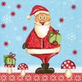 Geschenke vom Weihnachtsmann - Gifts from Santa - Cadeaux du Père Noël