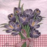 Krokusstrauß Rosé - Crocus bouquet