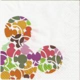 Mickey Mouse bunt - colourful - coloré