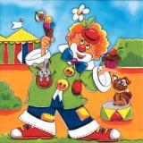 Zirkus, Clown - Circus Clown - Clown de cirque