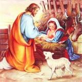 Jesus Geburt - Jesus is born - Naissance de Jésus