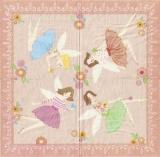 4 Wunschfeen - 4 Magic fairies - 4 fées magiques