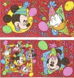 Feier mit Mickey & Freunden - Party with Mickey & friends - Célébration avec Mickey &  Amis