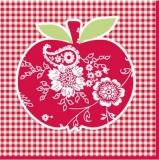 Blüten- Paisley Apfel - Paisley - Flower Apple - Paisley -  Fleurs Pomme