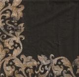 Sehr elegantes Muster /Rahmen gold-bronze - Very Elegant pattern / frame gold-bronze - Très Élégant motif / cadre d or-bronze