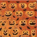Gruselige HAlloweenkürbisse - Creepy Jack OLanterns - Citrouilles dHalloween