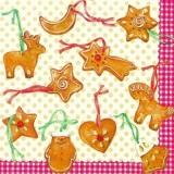 Weihnachtsgebäck - Ginger bread,  x-mas cookies - biscuits de Noël