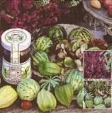 Konfitüre, Melone, Physalis, Erika - Jam, melon, physalis - Confiture, melon, physalis