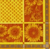 Sonnenblumen- Rahmen - Sunflower frame - Cadre de tournesol