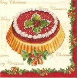 Leckerer Weihnachtskuchen - Torte - Delicious Christmas cake - Délicieux gâteau de Noël - gâteau