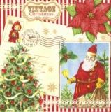 Nostalgische Weihnacht & Post - Vintage Christmas & Mail - Noël millésimé & poste