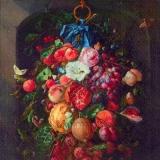 Früchte und Blumen - Fruits and flowers - Fruits et fleurs