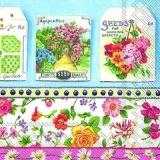Mein Blumengarten - My Flower Garden - Mon jardin de fleurs