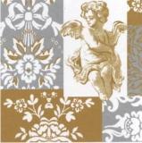 Barockengel & Muster - Baroque Angel & Patterns - Motif