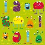 Kleine Monster - Little monster - Petit monstre