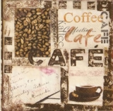 Kaffee & Brief - Coffee & Letter - Café & lettre