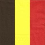 Belgien Flagge - Belgium flag - Drapeau de la Belgique