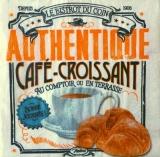 Frühstück im Bistrot mit Kaffee & Croissant - Authentique Café - Croissant, au comptoir ou en terrasse