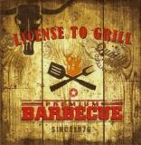 Lizenz zum Grillen, Barbecue, BBQ - License to grill, barbecue - Permis de griller, barbecue