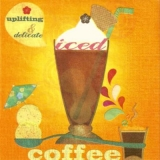 Eiskaffee - Iced coffee - Café glacé