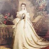 Gemälde von Sissy - Painting of Sissy - Peinture par Sissy
