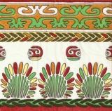 Bunte Höhlen-Malerei - Colorful Cave Paintings - Colorées Peintures rupestres
