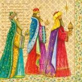 Heiligen 3 Könige, die 3 Weisen aus dem Morgenland - 3 wise men - 3 sages