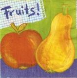 Apfel & Birne - Apple & Pear, Fruits - Pommes & poires