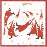 Lustige Weihnachtsmänner - Funny Santas - Santas drôles