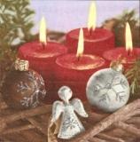 Kerzen, Kugeln & Engel - Candles, balls & Angel - Bougies, boules & Ange