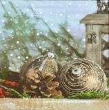 Weihnachts-Deko & Schneetreiben - Christmas Decoration & snowfall -  Meinten Sie: Weihnachtsdeko & Schneetreiben Décoration de Noël & des chutes de neige