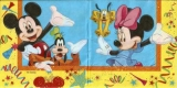 Mickey & Freunde feiern eine Party - Mickey & Friends having a party - Mickey & ses amis une fête