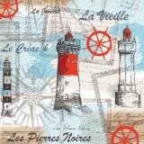 Leuchttürme, Les Pierres Noires, La Vieille..... - Lighthouses - Phares
