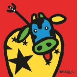 Kuh mit Sternen - Cow with stars - Vache avec étoiles