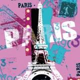 Paris, Eiffelturm - Paris, Eiffel Tower - Paris, Tour Eiffel